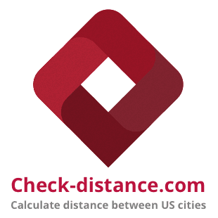 Calculate distance between US cities, mileage and gas consumption ...